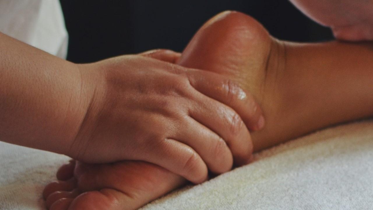 massage pour les athlètes